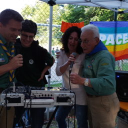27.05.2017 Cimirlo Scout Party