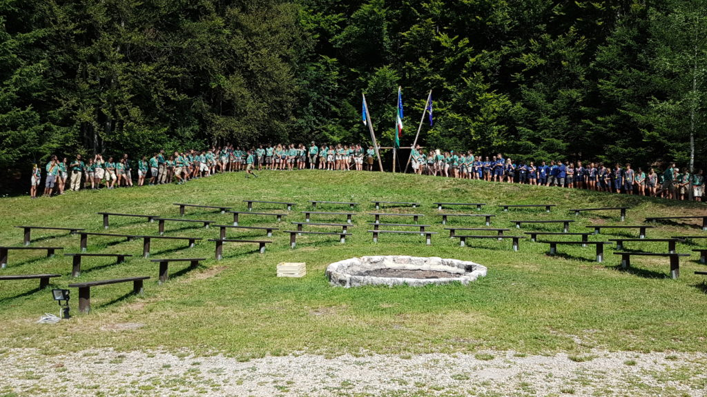 28.07.2017 Avventurover – 250 ragazze e ragazzi da svariate regioni