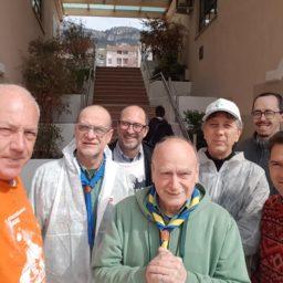 07.04.2018 Il Clan partecipa alla cura dei beni comuni